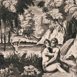 Hermaphrodite et Salmacis
