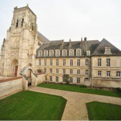 Abbaye Royale de Saint-Riquier – Centre Culturel de Rencontre