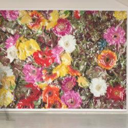 Compression florale
