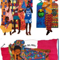 Papiers Ordinaires, Los Corazonegros