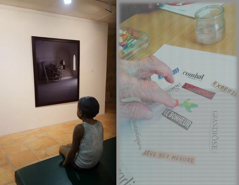 Tables rondes ART BRUT – ART THÉRAPIE