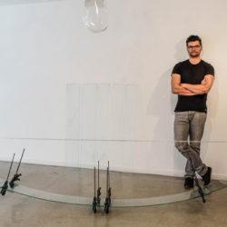 Glass Bow Installation-Performance
