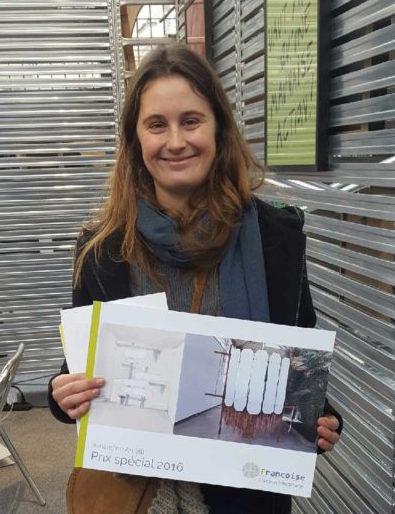Amandine Arcelli expose à la fondation Francès #CIF16