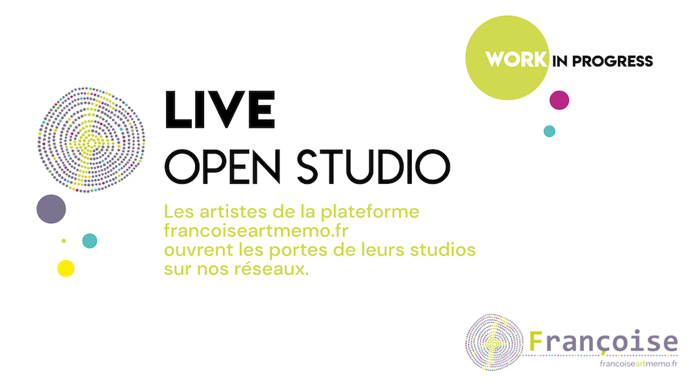 OPEN LIVE STUDIO – WORK IN PROGRESS