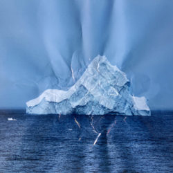 Icebergs B 31