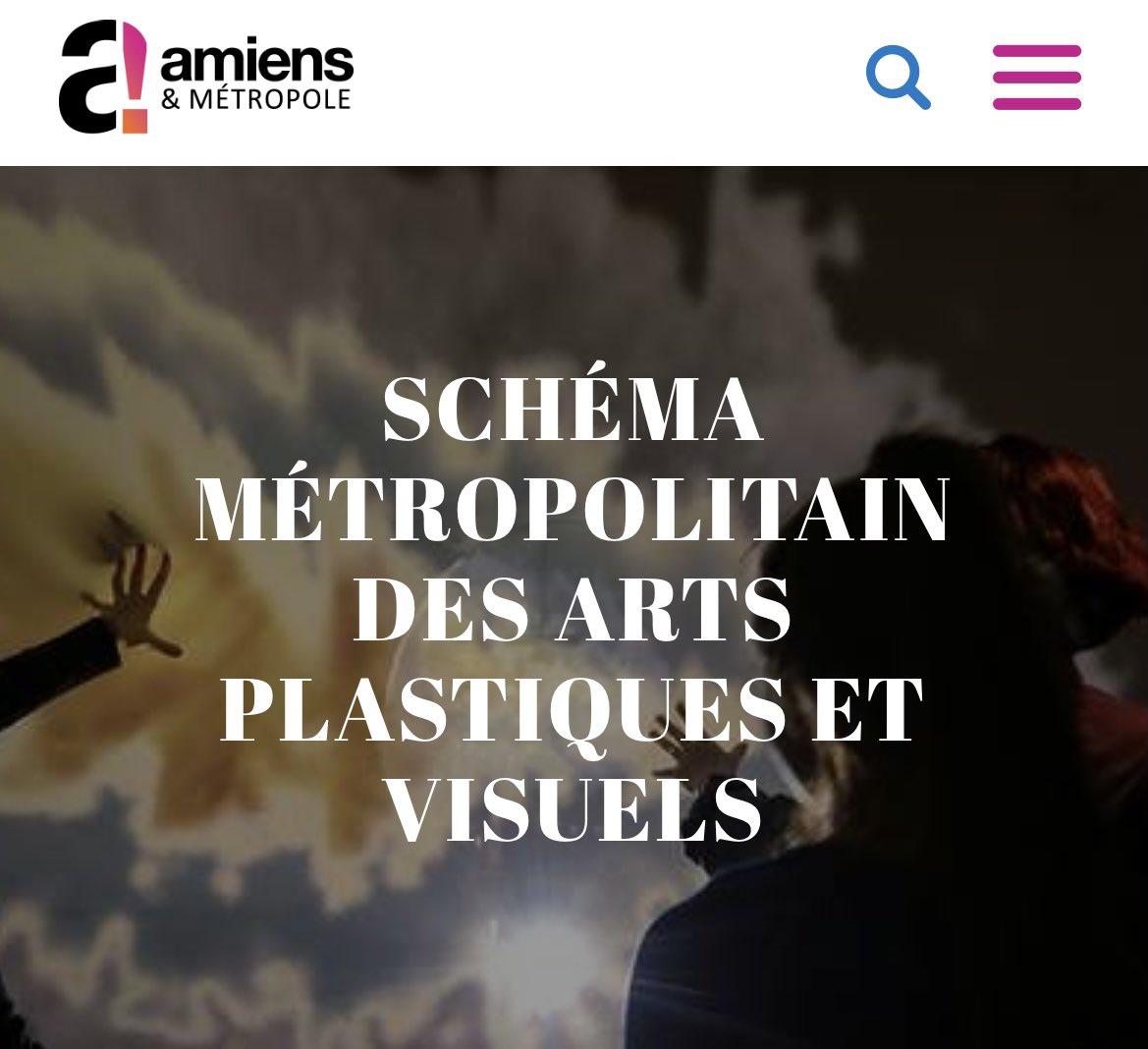 Schéma Métropolitain des Arts Plastiques et Visuels : premiers ateliers collectifs