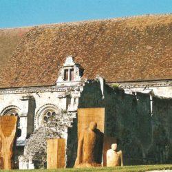 Les grands bois à Saint Jean des Vignes, Soissons