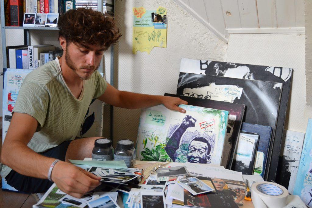 #FAM_CCP – ATELIER D'ARTISTES AVEC GABRIEL FOLLI